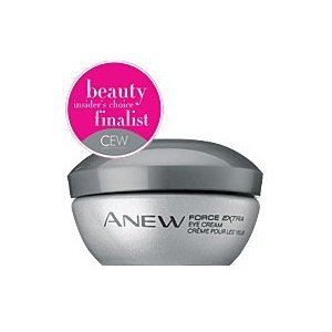 Avon anew force extra eye cream am or pm