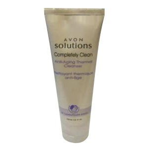 Avon solutions cold cream cleanser