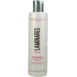 SEBASTIAN Professional Laminates Sheer Shampoo Weightless Shine Cleanser 8.5oz/250ml