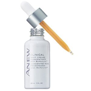Anew clinical deep crease concentrate with bo-hylurox