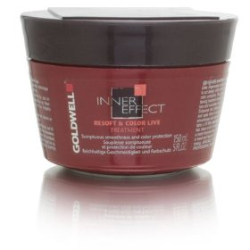 Goldwell inner effect resoft & color live treatment 5.0 oz