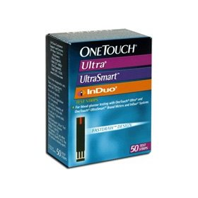 One touch ultra 50 count