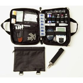 Dr.russell journeyer diabetic bag