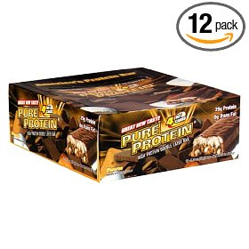 Pure protein high protein bar, s'mores, 2.75-ounce bar (pack of 12