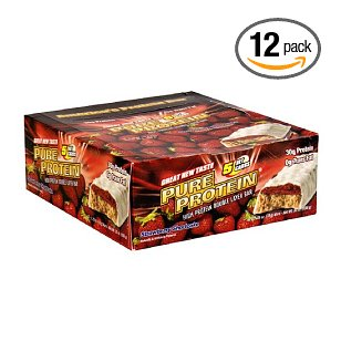 Worldwide sport - pure protein , 12 box