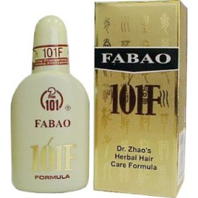 Hair loss treatment: fabao 101f, 1 bottle