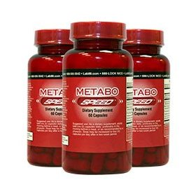 Metabospeed - slim down faster! maximum strength fat burner! buy 2 bottles get 1 free! - for rapid weight loss!!! -as seen on fox news & rtl-