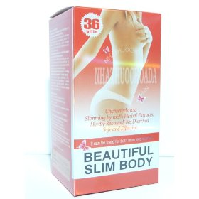 Beautiful slim body - 36 soft gel ~ made in usa