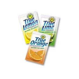 True lemon, true lime & true orange assorted ~ bulk 192 packets