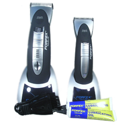 BABYLISS Pro Forfex Clipper/Trimmer Combo in Silver
