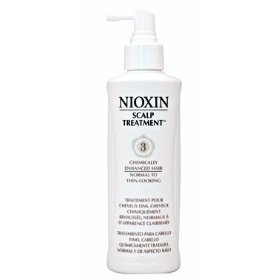 Nioxin scalp treatment system 3 3.4 oz