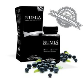 Numia premium weight loss supplement 60 caps