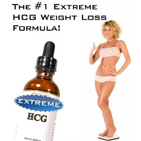 Extreme hcg weight loss formula - lose 30+ pounds in a month ~ premium homeopathic hcg diet drops. 1.69oz