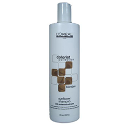 L OREAL Colorist Collection Blondes Sunflower Shampoo 8 oz/237ml