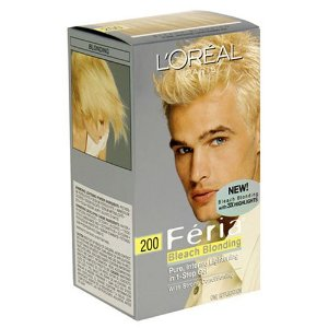 L'oreal feria bleach blonding, lightening kit 200