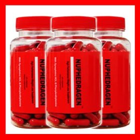 Nuphedragen - 3 bottles - strongest weight loss, best diet pill ever!!