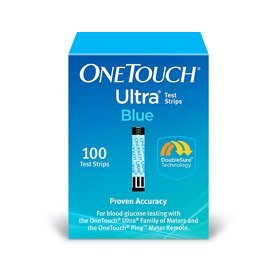 One touch ultra test strip 100