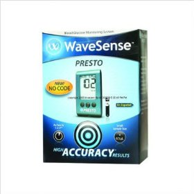 Wavesense presto system kit