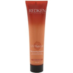 Redken uv rescue shimmering defense daily care protective lotion 5.1 oz