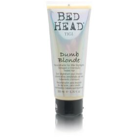 Tigi bed head dumb blonde reconstructor for after highlights ( damaged & chemically treated hair )