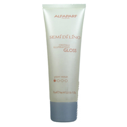 ALFAPARF Milano Semi Di Lino Cristalli Illuminating Gloss Light Hold 2.51oz/71.25g