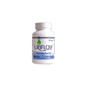 uriflow natural treatment for kidney stones - 60 capsule