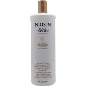 Nioxin scalp therapy for fine hair system 3, chemically enhanced hair | normal to thin-looking