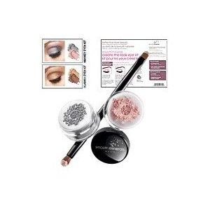 Avon smooth minerals create the look eye kit classic eyes kit