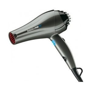 Babyliss 5500 hair dryer with 1 flatiron and travel hair dryer in 1 case